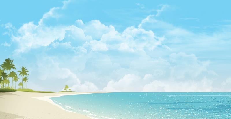 صور تحتوي #ماء #سماء #شاطئ_بحر #أزرق