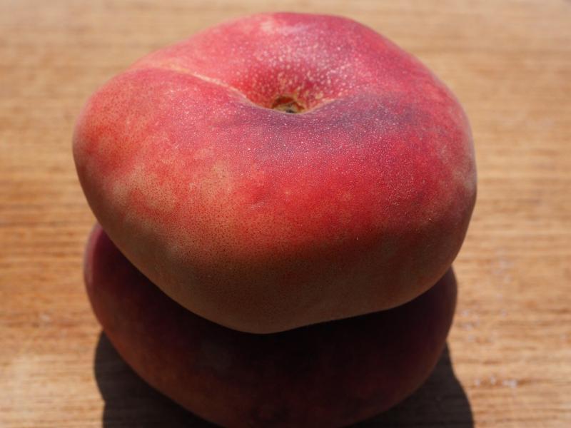 صور تحتوي #خوخ #بوم_الفاكهة