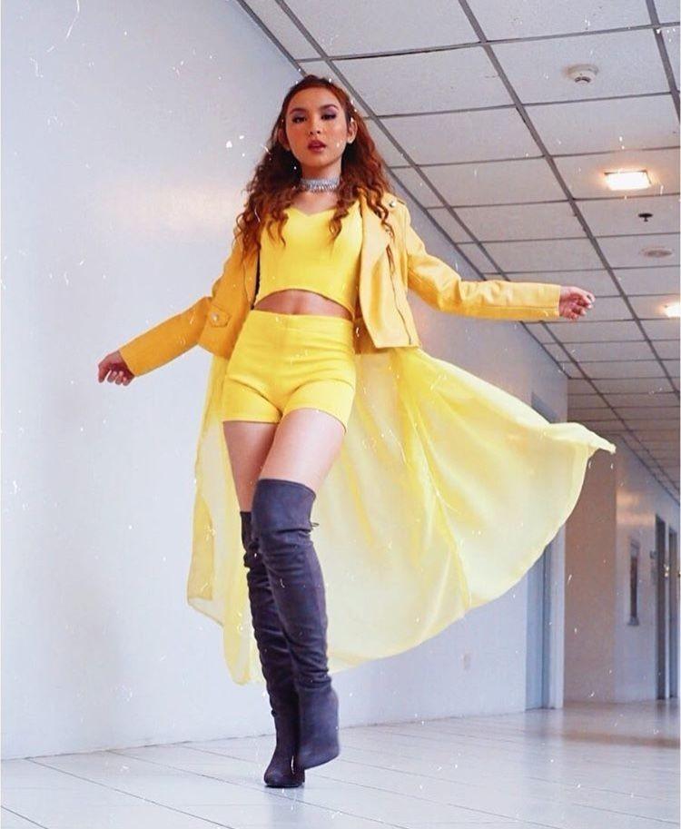 الممثلة الفلبينية #Kyline_Alcantara #الفلبين #philippines #مشاهير - 7