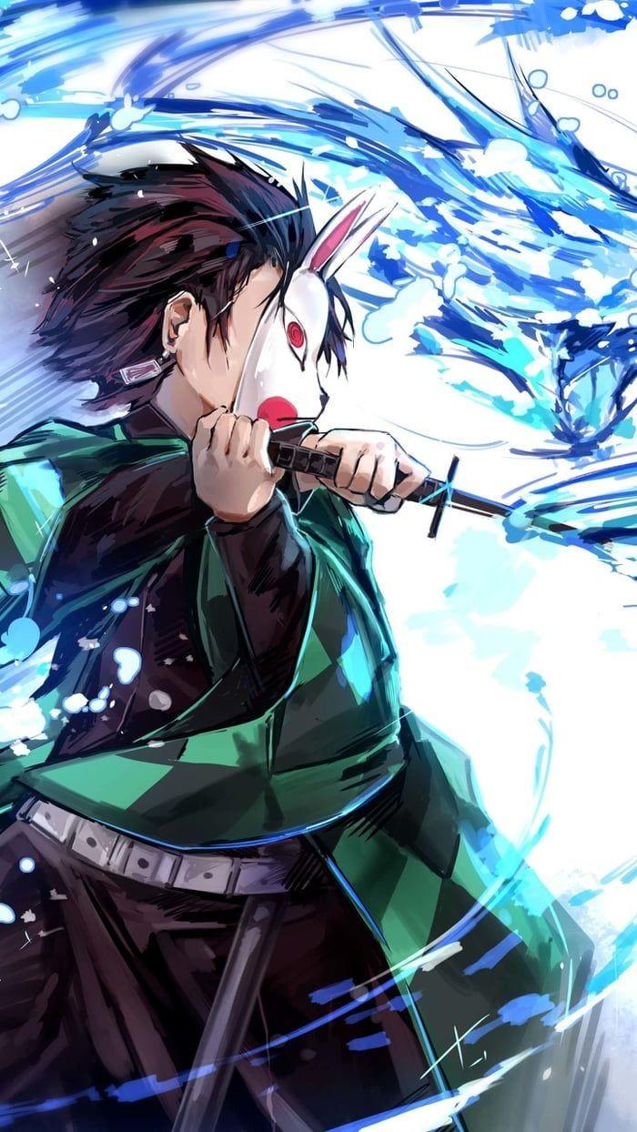 #خلفيات #أنيمي #Anime #تانجيرو #Tanjiro #ياباني - 18