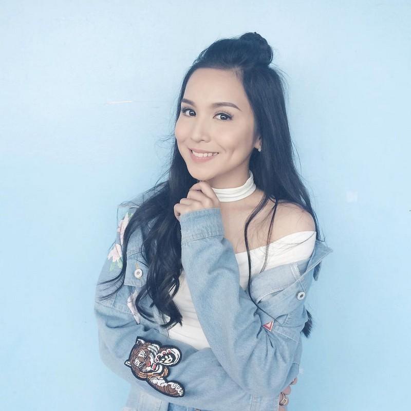 الممثلة الفلبينية #Kyline_Alcantara #الفلبين #philippines #مشاهير - 1