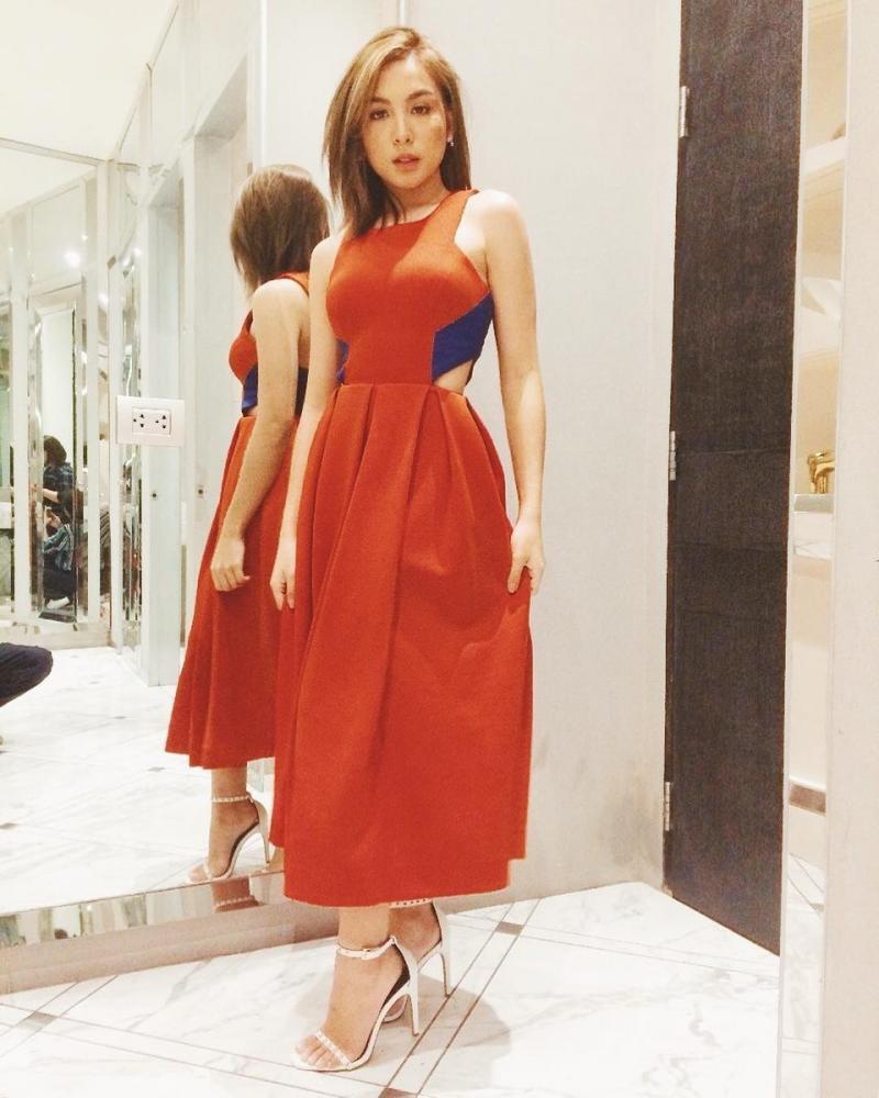 الممثلة الفلبينية #Kyline_Alcantara #الفلبين #philippines #مشاهير - 11