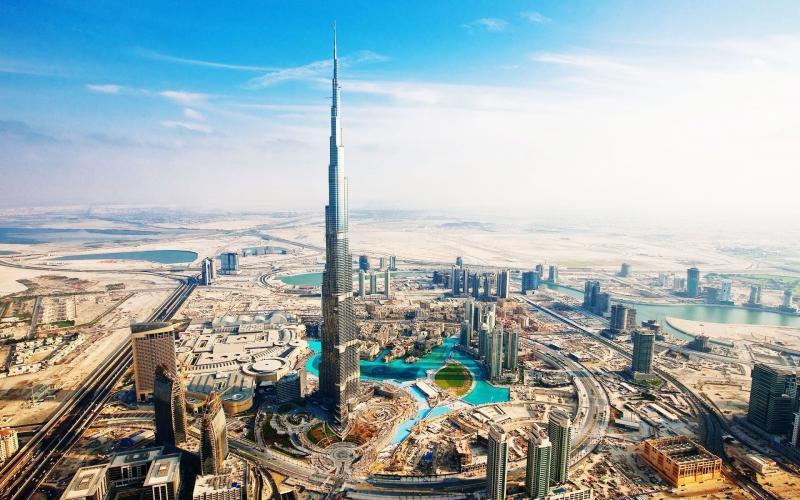 صور عالية الوضوح #HD لمدينة #دبي #Dubai #الإمارات_العربية_المتحدة - 5
