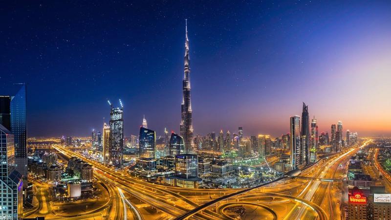 صور عالية الوضوح #HD لمدينة #دبي #Dubai #الإمارات_العربية_المتحدة - 4
