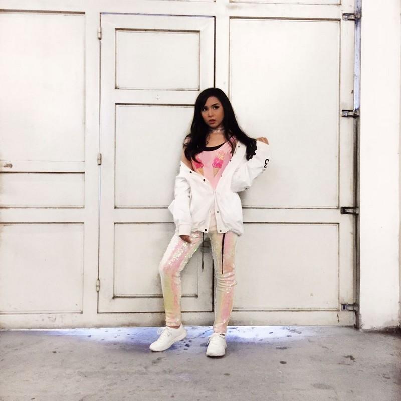 الممثلة الفلبينية #Kyline_Alcantara #الفلبين #philippines #مشاهير - 5