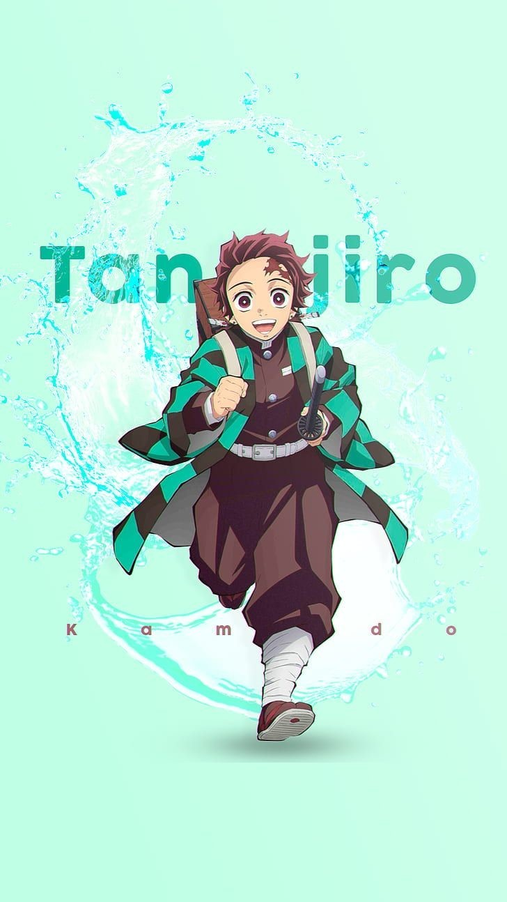 #خلفيات #أنيمي #Anime #تانجيرو #Tanjiro #ياباني - 17