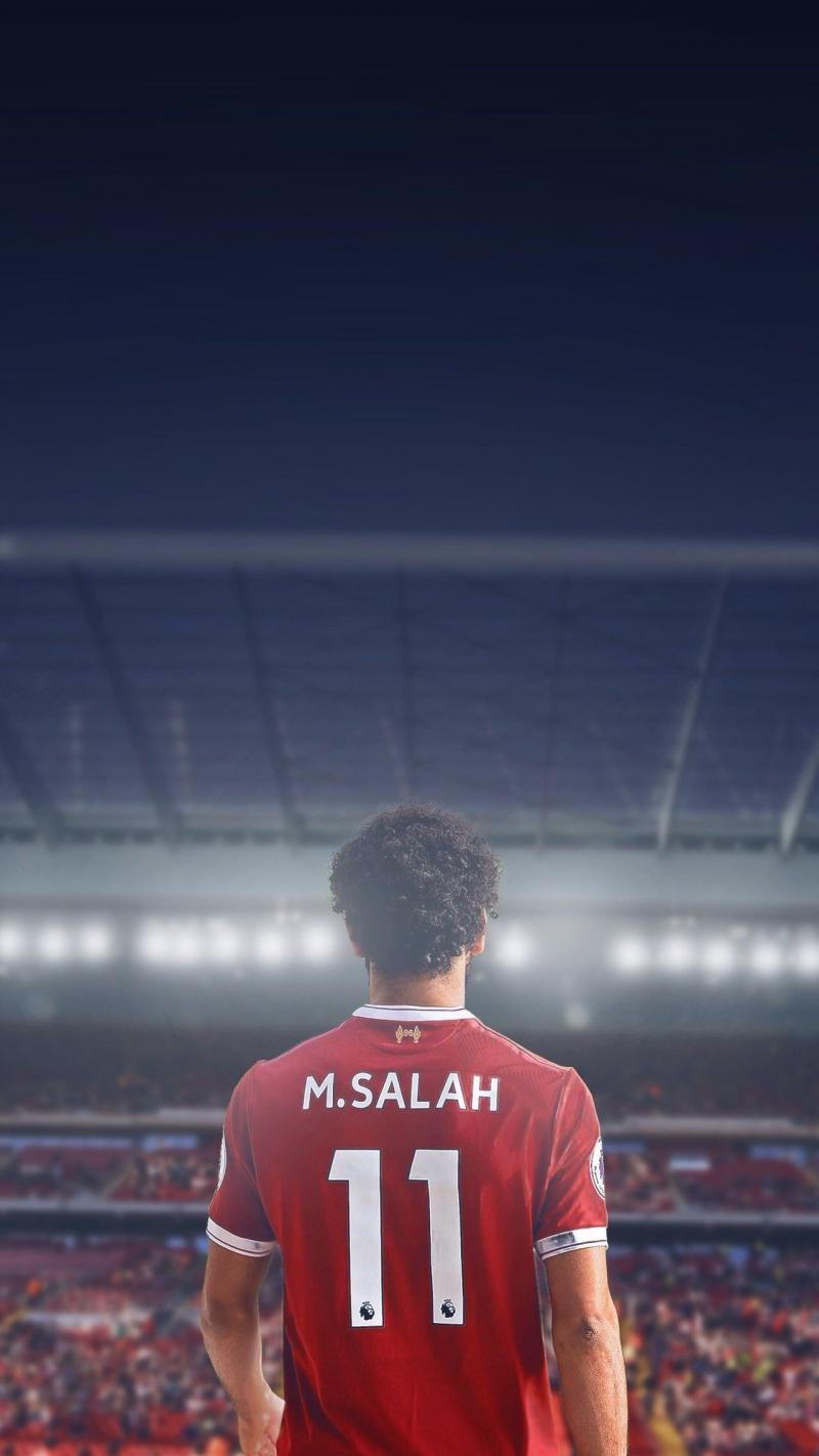 #خلفيات عالية الوضوح للنجم #محمد_صلاح @mosalah #ليفربول #Liverpool #كرة_القدم #مشاهير - 2