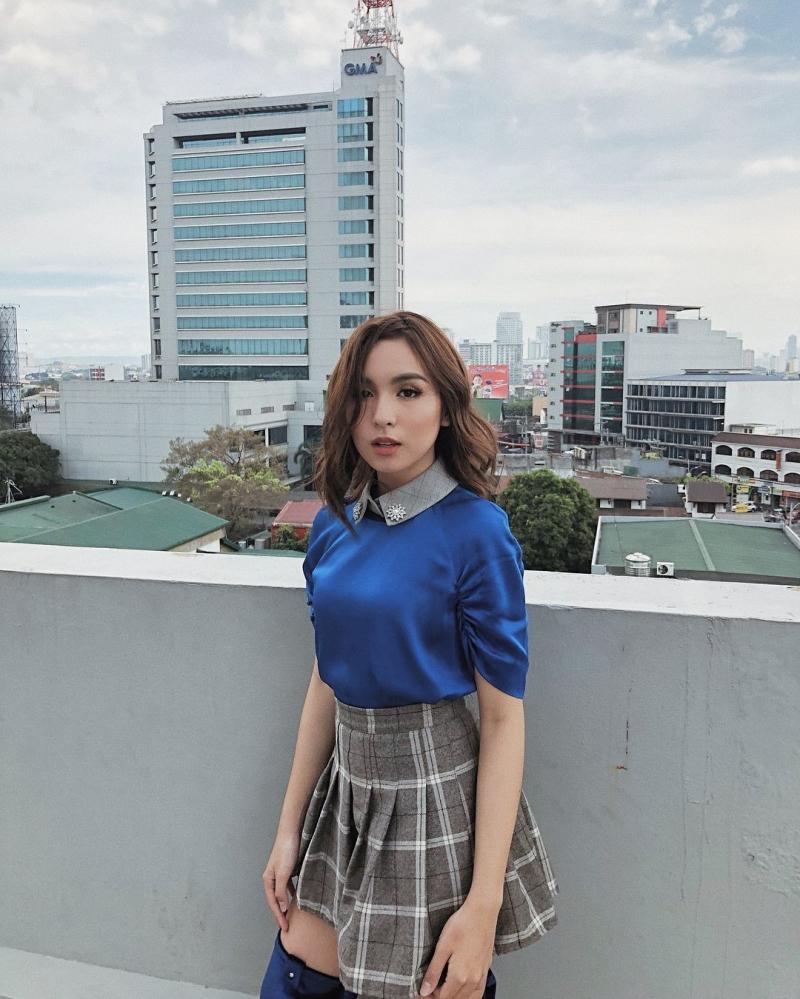 الممثلة الفلبينية #Kyline_Alcantara #الفلبين #philippines #مشاهير - 12
