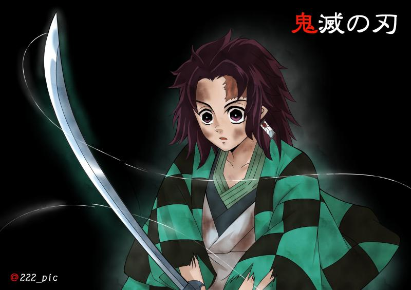 #خلفيات #أنيمي #Anime #تانجيرو #Tanjiro #ياباني - 13