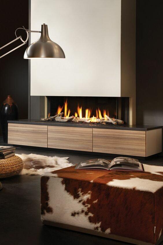 #تصاميم مميزة لمواقد #منازل #Fire_Place #بيوت - 2