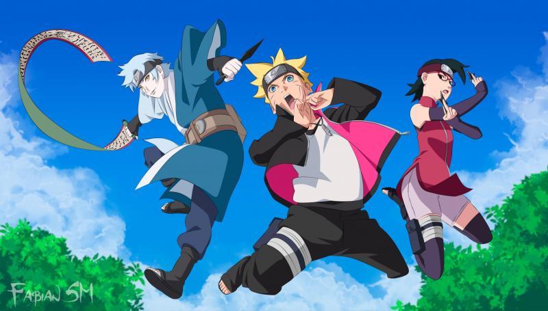 #خلفيات #أنيمي #Anime #بوروتو #Boruto #ياباني - 4
