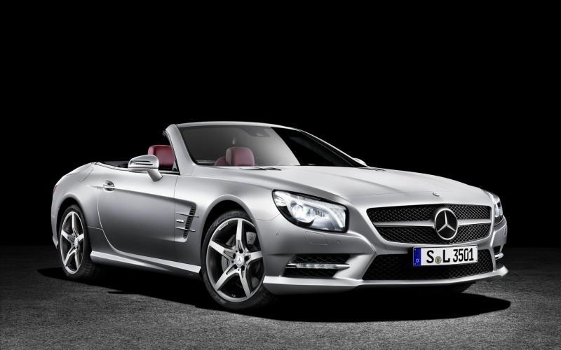 صور سيارة #مرسيدس #Mercedes الفئة #SLK #سيارات - 1