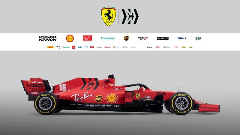 سيارة #فيراري #Ferrari الخاصة بالسباق #SF1000 #سيارات - 3