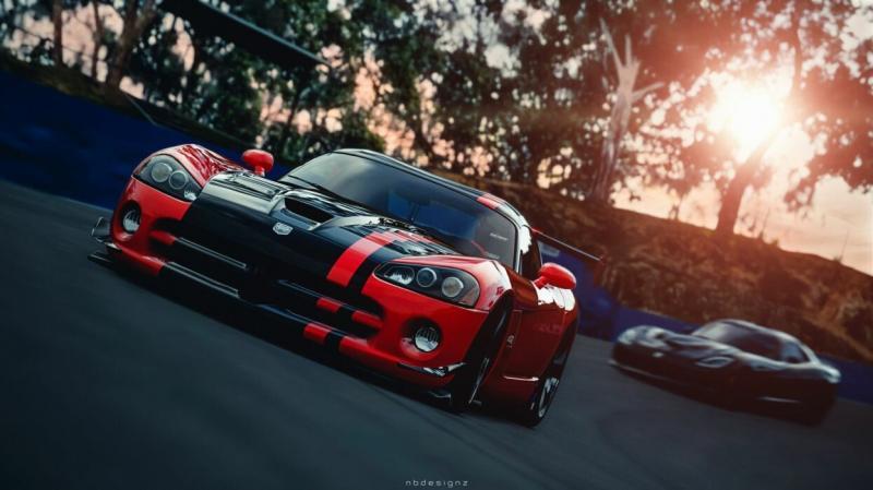 سيارة #دودج #Dodge #فايبر #Viper #سيارات - 41