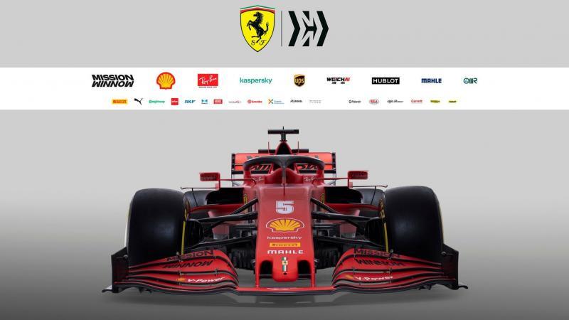 سيارة #فيراري #Ferrari الخاصة بالسباق #SF1000 #سيارات - 4