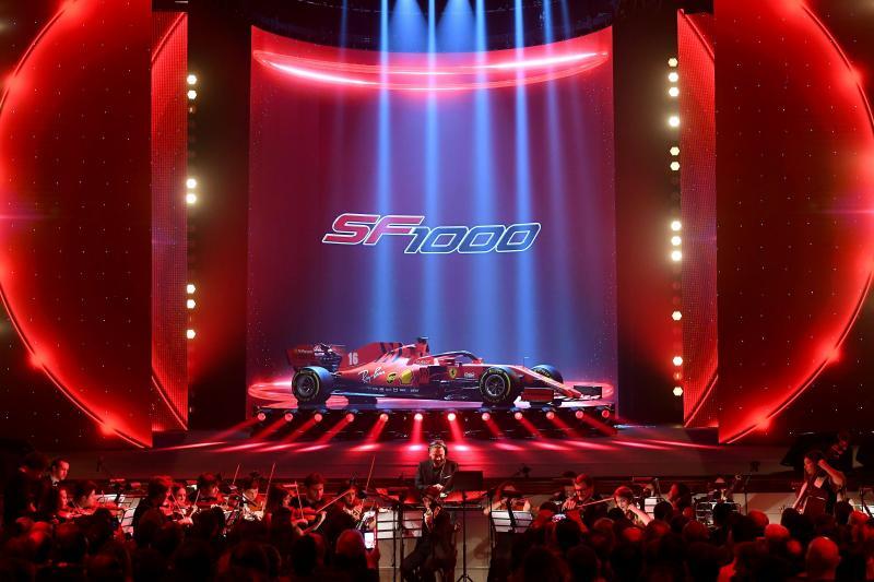 سيارة #فيراري #Ferrari الخاصة بالسباق #SF1000 #سيارات - 5