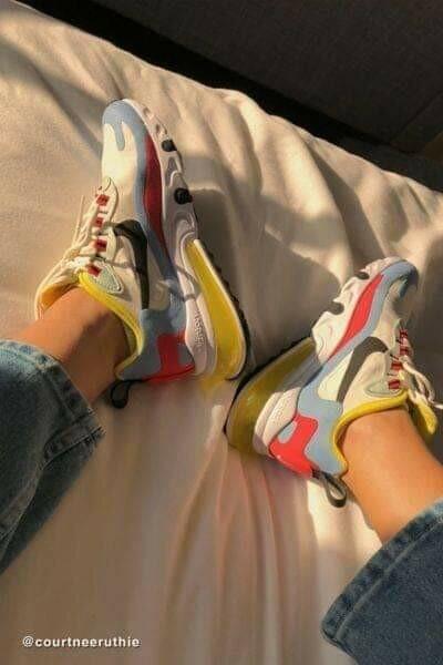 #تصاميم أحذية #Nike معدلة #بنات - 7