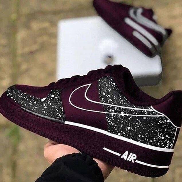 #تصاميم أحذية #Nike معدلة #بنات - 4