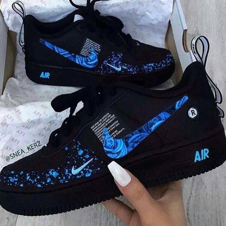 #تصاميم أحذية #Nike معدلة #بنات - 2