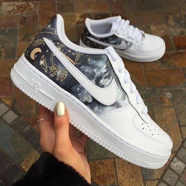 #تصاميم أحذية #Nike معدلة #بنات - 6