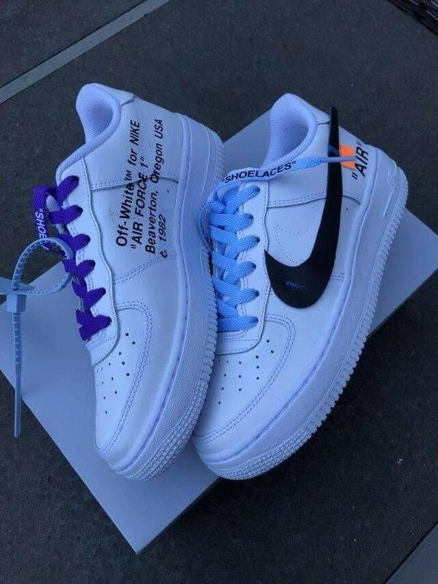 #تصاميم أحذية #Nike معدلة #بنات - 8