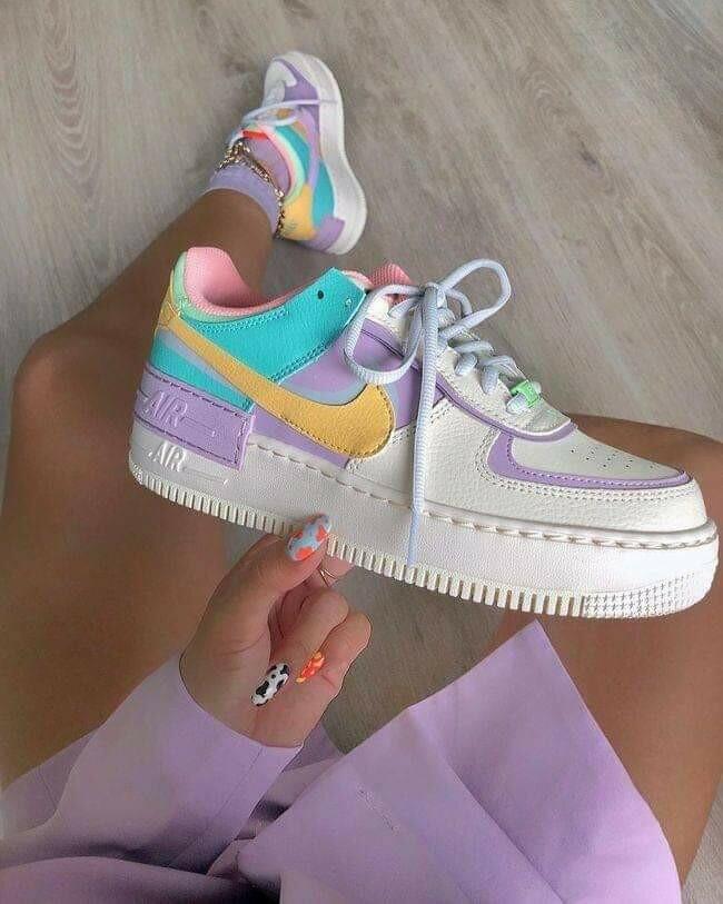 #تصاميم أحذية #Nike معدلة #بنات - 17