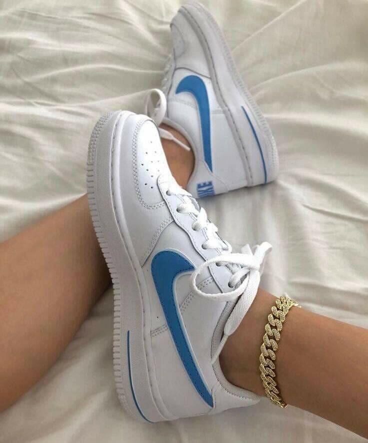 #تصاميم أحذية #Nike معدلة #بنات - 1