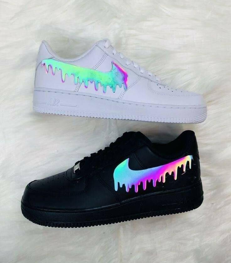 #تصاميم أحذية #Nike معدلة #بنات - 5