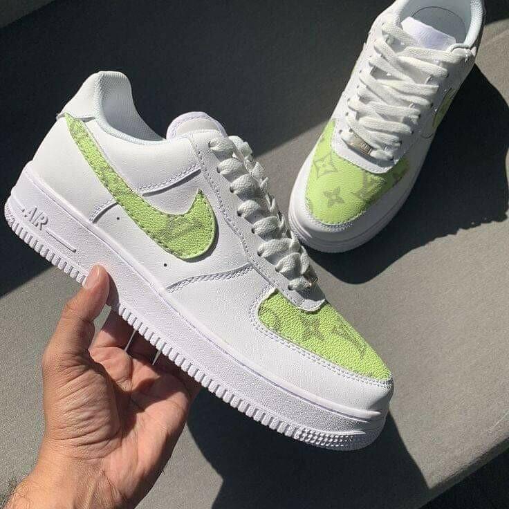 #تصاميم أحذية #Nike معدلة #بنات - 21