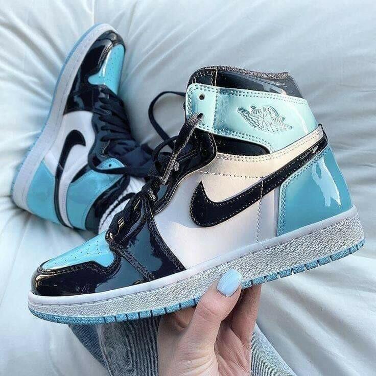#تصاميم أحذية #Nike معدلة #بنات - 9