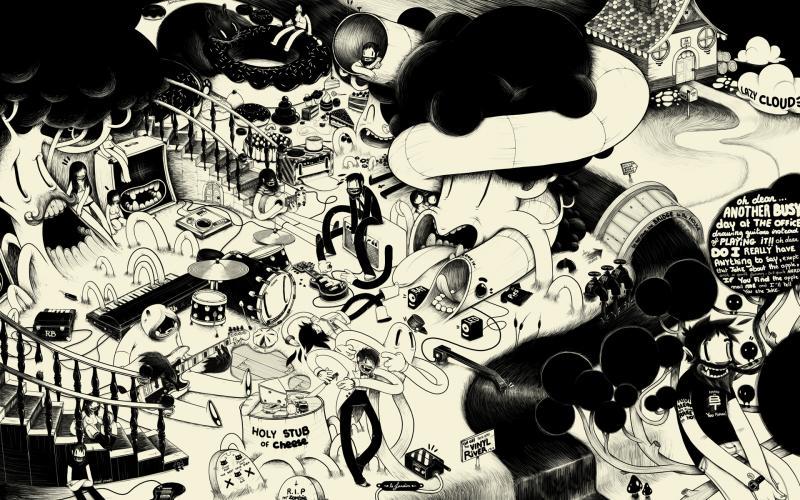 مجموعة #خلفيات #كرتونية #Cartoon عالية الوضوح - 49