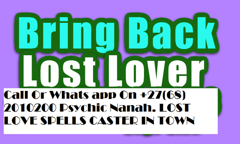 Return you ex love and restore your love life happiness now