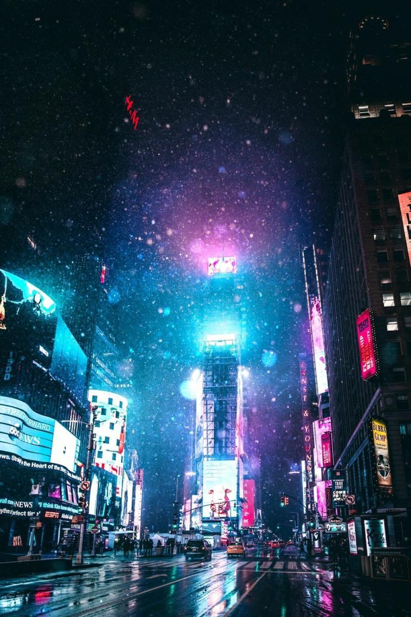 صور و #خلفيات #مدن في #الليل #Cities_Night عالية الوضوح - 37