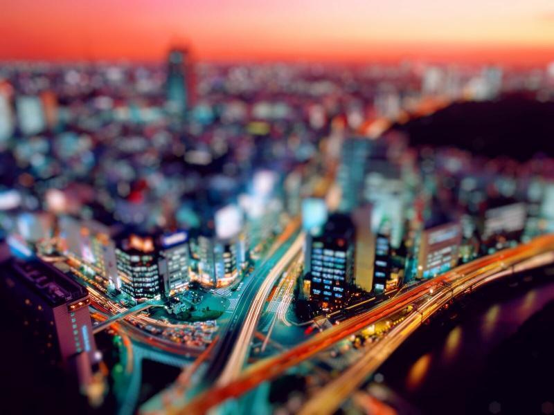 صور و #خلفيات #مدن في #الليل #Cities_Night عالية الوضوح - 39