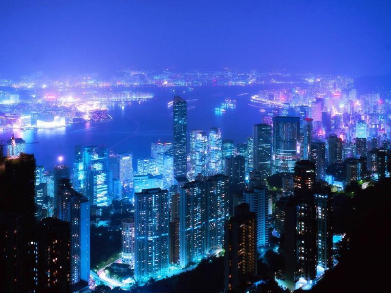 صور و #خلفيات #مدن في #الليل #Cities_Night عالية الوضوح - 33